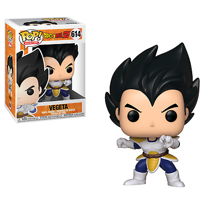 Funko Pop! Vegeta Dragon Ball Z Pop! Animation 614