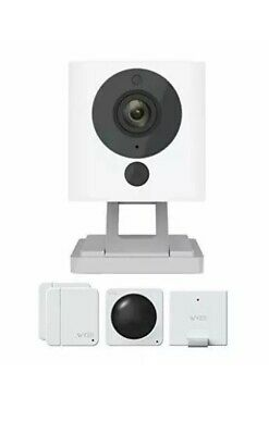 Wyze Cam V2 1080P Indoor Smart Home Camera with Wyze Sense Starter Kit NEW