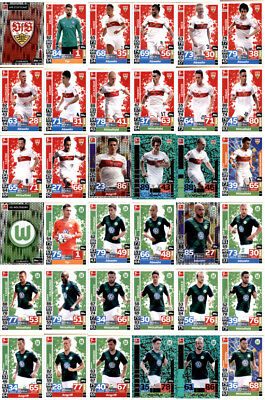 Topps Match Attax 18/19 2019, Singles-Pick 298 - 333 to the Search