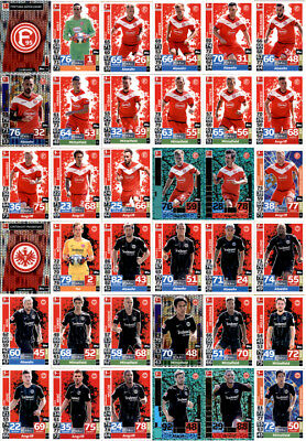 Topps Match Attax 18/19 2019, Singles-Pick 82 - 117 to the Search