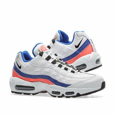 NEW NIKE AIR Max 95 LX Trainers Men Sz.10 Shoes BlueWhite