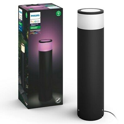 Philips Hue White/Colour Ambience Outdoor Calla Pedestal Light Extension Kit
