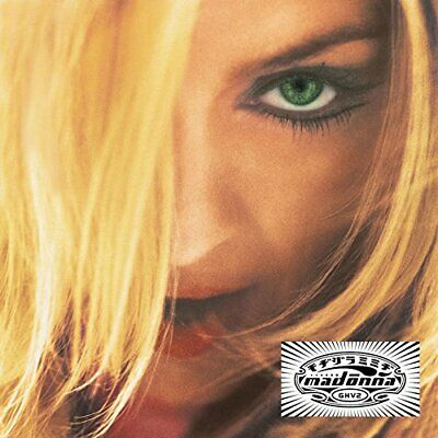 Madonna - GHV2 (Greatest Hits Volume 2) - Madonna CD 6TVG The Cheap Fast Free