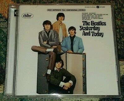 The Beatles Yesterday&Today W/Alt. Butcher Cover Slick Mono+Stereo 22 Tracks!