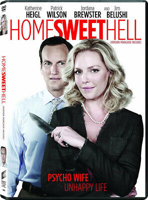Home Sweet Hell (Bilingual) (Canadian Release) New DVD