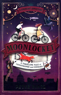 A Cogheart adventure: Moonlocket by Peter Bunzl (Paperback) Fast and FREE P & P