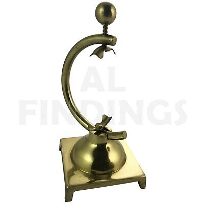 Pocket Watch Stand Brass Holder Display Pocketwatch Tool