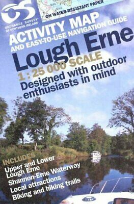 Lough Erne by Ordnance Survey of Northern Ireland 9781905306268 | Brand New