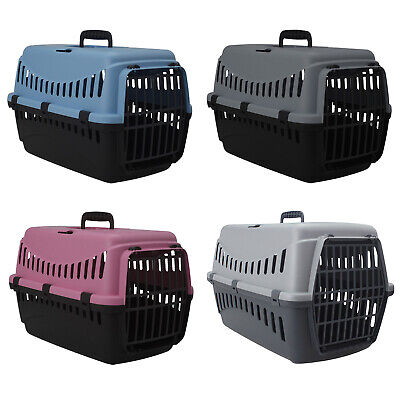 Portable Pet Carrier For Cats Puppy Travel Cage Dog Carry Basket Transporter Box