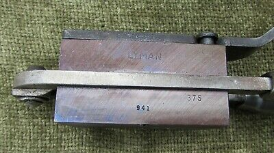 STEEL  422 Single Cavity Round ball Bullet Mold FITS LYMAN