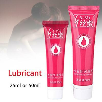 Adult Antipain Sexual Body Lubricant Oil Anal Vaginal Lube Body Massage B7O9