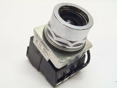 Siemens 52PT6GNA Oil Tight Push to Test Pilot Light Transformer Type