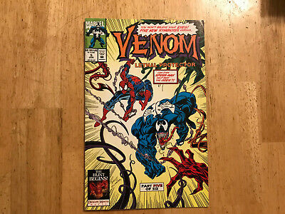 Venom Lethal Protector 5 NM 1st app Phage Riot Lasher Absolute Carnage Cates