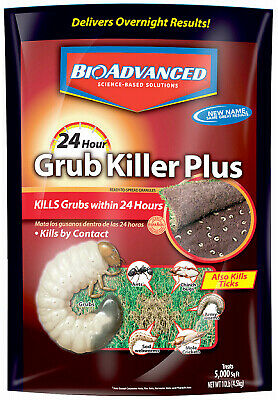 SBM LIFE SCIENCE CORP Advanced 24-Hour Grub Control With Dylox, 20-Lbs., Covers