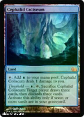 1x Cephalid Coliseum NM From the Vault Realms FOIL engl