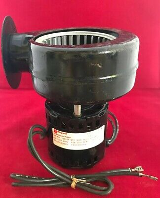 Magnetek JB1C032NS Electric Blower Motor .014HP 208 - 230V 3000RPM .49A