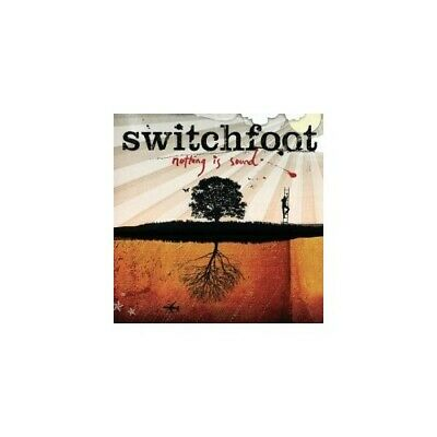 SWITCHFOOT - Nothing Is Sound - SWITCHFOOT CD ZAVG The Cheap Fast Free Post The