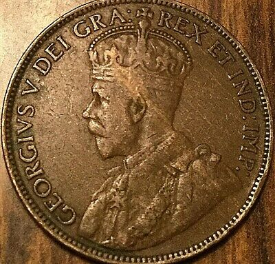 1916 Canada Large Cent Penny 1 Cent