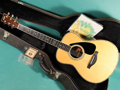 YAMAHA LS-36 acoustic guitar Japan rare beautiful vintage popular EMS F / S