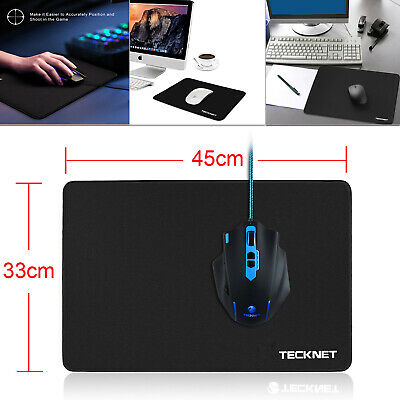 Extra Large XL Gaming Mouse Mat Anti-slip Waterproof Mice Pad - 3mm Thickness