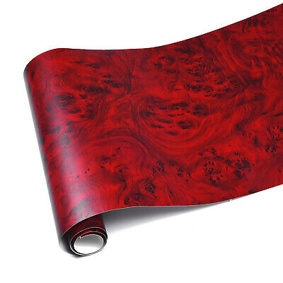 Sale Glossy Decals Wrap Vinyl Wall Wood Grain 4color Sticker Vehicle Car Paper