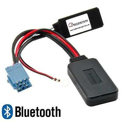BLUETOOTH AUX ADAPTER MP3 SKODA Fabia Octavia Superb SEAT Leon Toledo Alhambra
