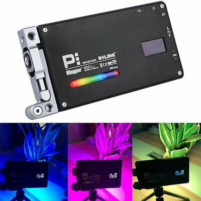 BOLING BL-P1 Pocket Video Light RGB 2500-8500K For Cameras DSLR Video Shooting