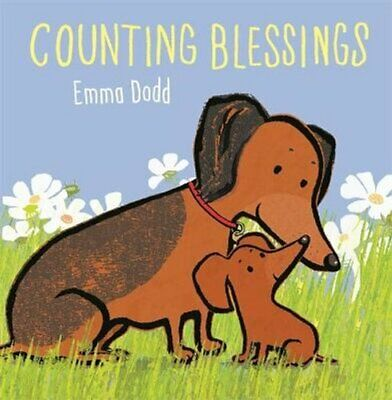 Counting Blessings by Emma Dodd 9781787411913 | Brand New | Free UK Shipping