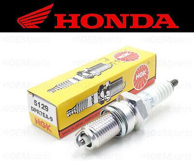 1x NGK DPR7EA-9 Spark Plug Honda Scooter (See Fitment Chart) #98069-57926