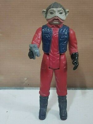 Star Wars.Figura Nien Nunb.Kenner 1983