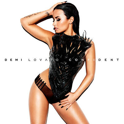 Demi Lovato --- Confident Art Music Album Poster HD Print Wall Decor