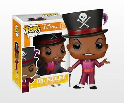 Funko Pop Disney The Princess and the Frog Dr. Facilier #150 Vinyl Figure Toy