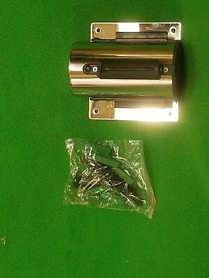 Stanchion Wall mount kit 2 pack all hardware included