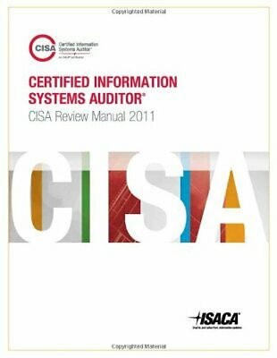 CISA Review Manual 2011 Book The Cheap Fast Free Post