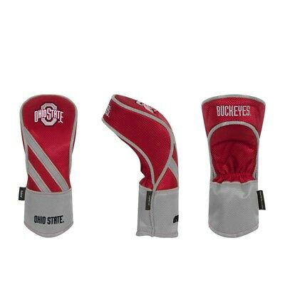 Ohio State Buckeyes Embroidered Hybrid Headcover Individual New Wincraft