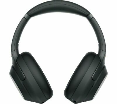 Sony Wh-1000Xm3 Wireless Bluetooth Noise Cancelling Overear Headphones Nfc Black