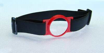 Flexible Armband Holder for Freestyle Libre Sensor Protects Your Sensor Red