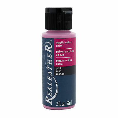 Acrylic Leather Paint - Pink