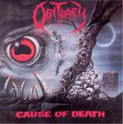 Obituary-Cause Of Death CD NEW