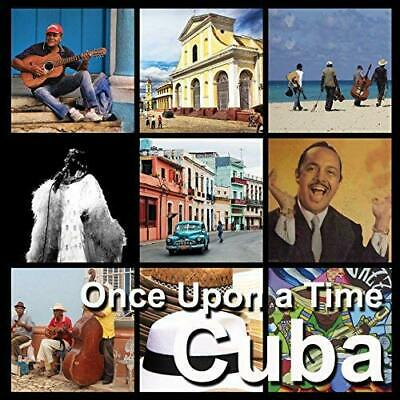 Once Upon A Time Cuba CD NEW