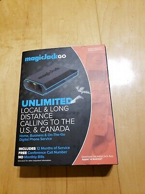 Magic Jack Go Home, Business & On-The-Go Digital Phone Service