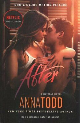 After by Anna Todd 9781982128401   Brand New   Free UK Shipping