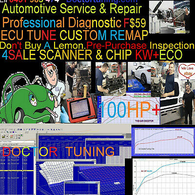 Professional ECU Map Tuning Files ALL STAGE 1 2 3 4 5 6 EGR DPF 100+