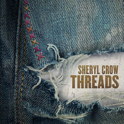 Sheryl Crow : Threads CD (2019) ***NEW*** Highly Rated eBay Seller, Great Prices