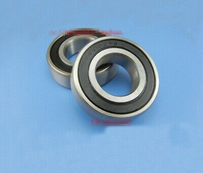 4x 1640-2RS Ball Bearing 2in x 0.875in x 0.5625in Free Shipping 2RS RS