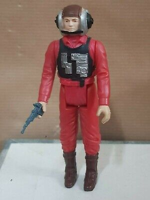 Star Wars.Figura B-Wing Pilot.Kenner 1980