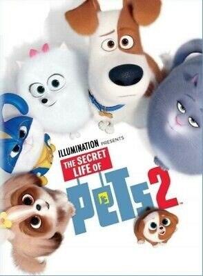 The Secret Life of Pets 2 DVD. New and sealed. Free delivery.
