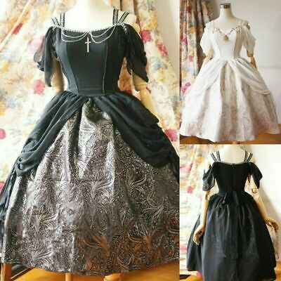 Vintage 80's Prom Dress Cocktail Party Hens Bridesmaid Formal Halloween Costume
