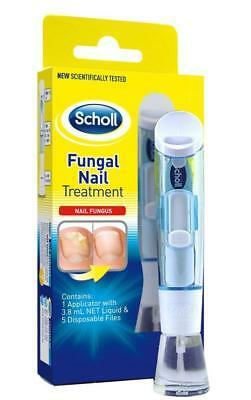 Scholl Fungal Nail Treatment Highly Effective -3.8ml (Brand New & Genuine)