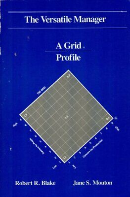 Versatile Manager: A Grid Profile By Robert Rogers Blake